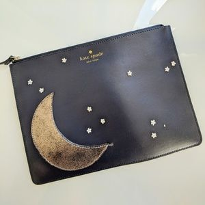 Kate Spade Starry Night Clutch